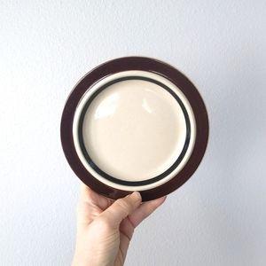 Vintage Ruija Arabia Finland Bread & Butter Plate